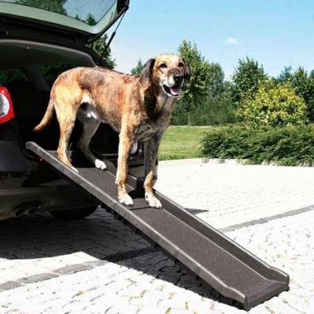 Rampe d'accès voiture pour chien Mikan