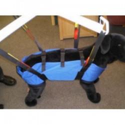 Lot de 6 harnais de levage pour chien (toutes tailles)