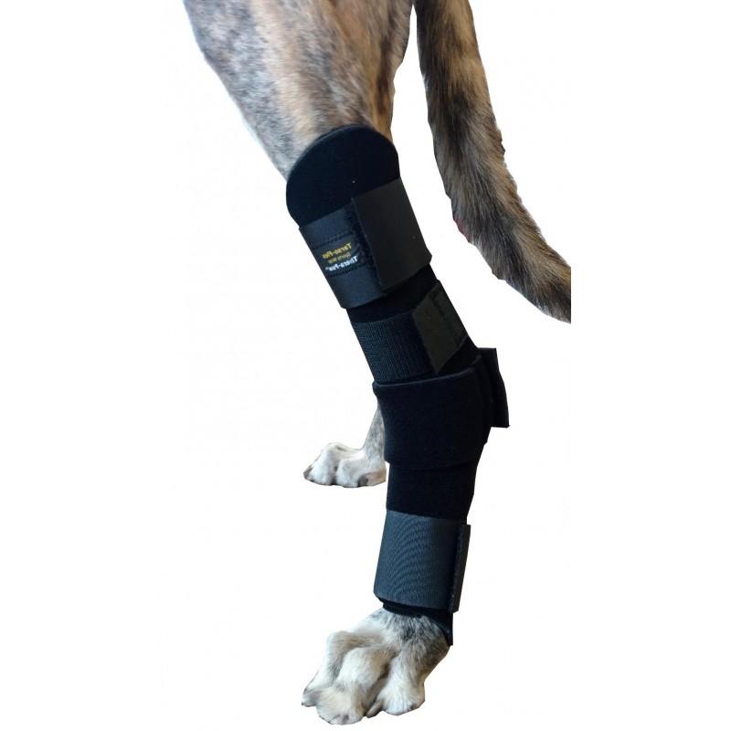 Tarsoflex X : attelle de maintien soutenu pour patte arriere