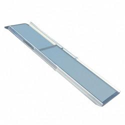 rampe d'accès en aluminium pour chien