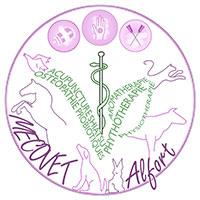 Logo Mecovet Alfort Mikan