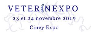 Logo salon Veterinexpo 2019