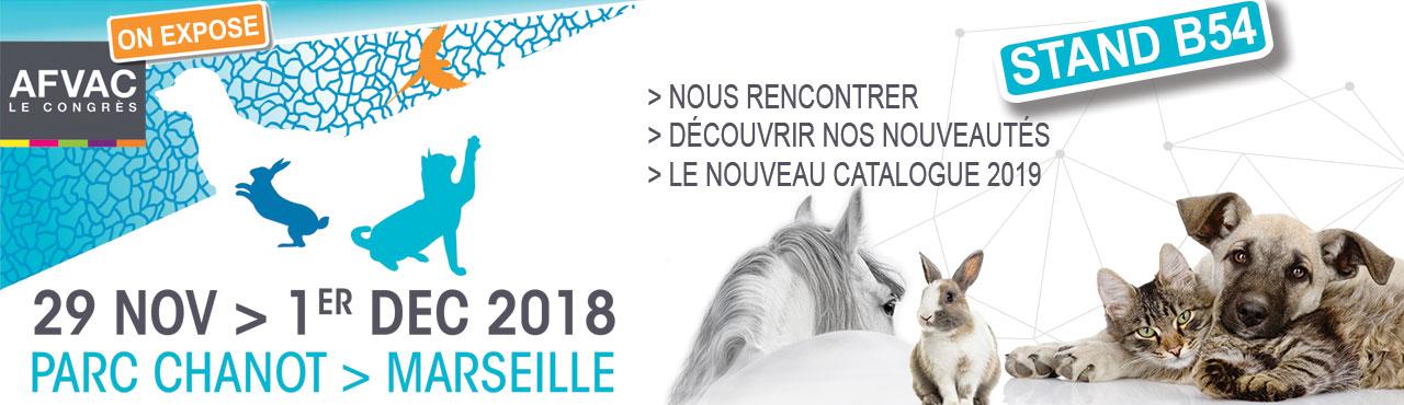 Mikan sera à l'AFVAC 2018