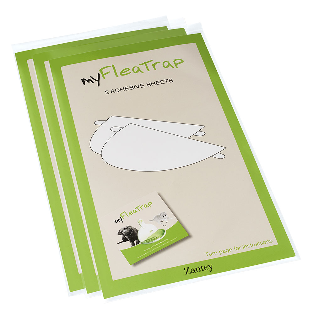 Feuilles collantes recharge anti-puces MyFleaTRap®