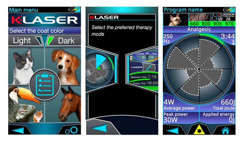 écran K-Laser® Cube Performance 30